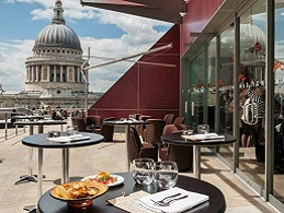 Madison One New Change Rooftop Bar And Terrace London