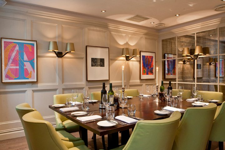 Chiswell Street Dining Rooms, City of London