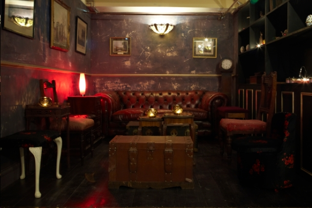 The Lucky Pig Fitzrovia London