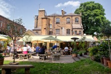 Beer Gardens in London