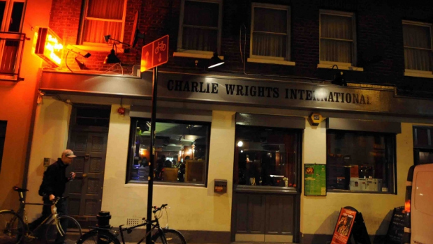 Funky business charlie wright 39 s international london for Funky house london