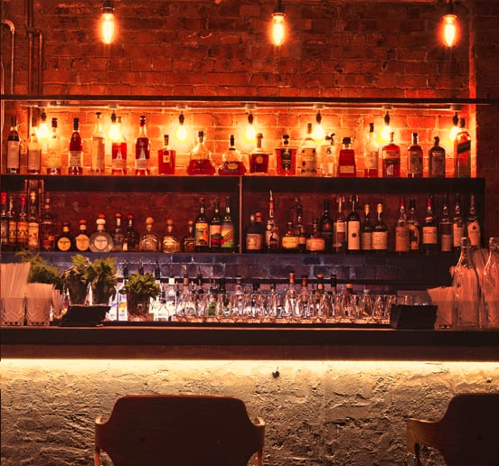 Recommended Basement Bars In