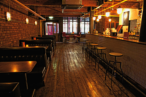 Kosmonaut Review Northern Quarter Cocktail Bar Manchester