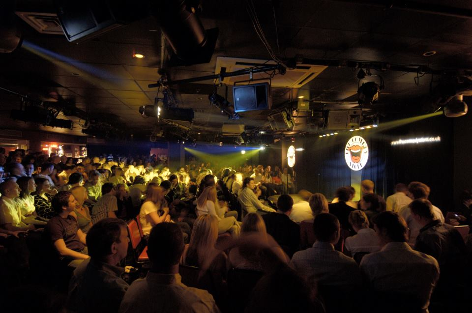 The Comedy Store Comedy Bar Piccadilly Circus Oxendon