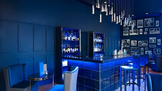 Blue Bar At Doubletree Piccadilly Manchester Bar Reviews