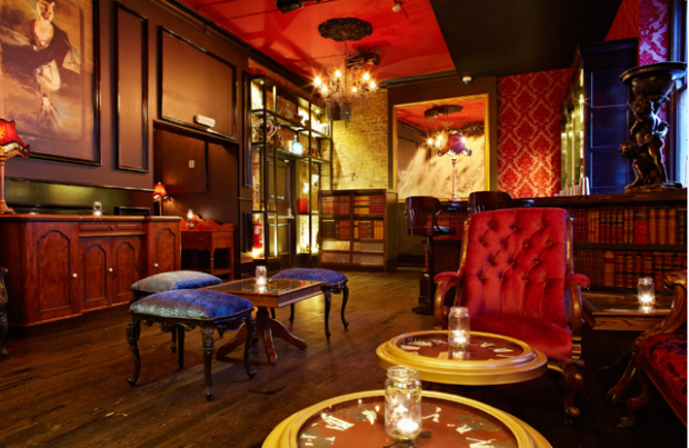 Cool Bars London | Quirky London Bars | DesignMyNight