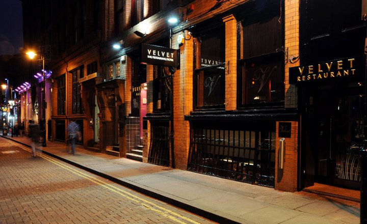Velvet Lounge Bar Canal Street Manchester Bar Reviews