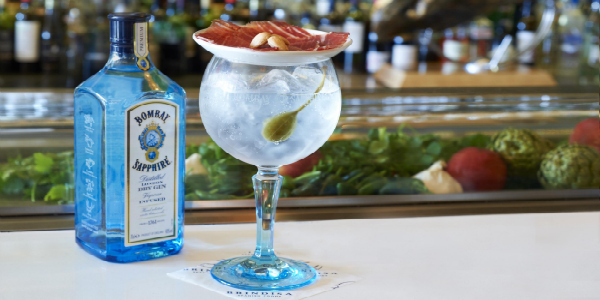 The Ultimate Gin and Tonic Tapas Menu