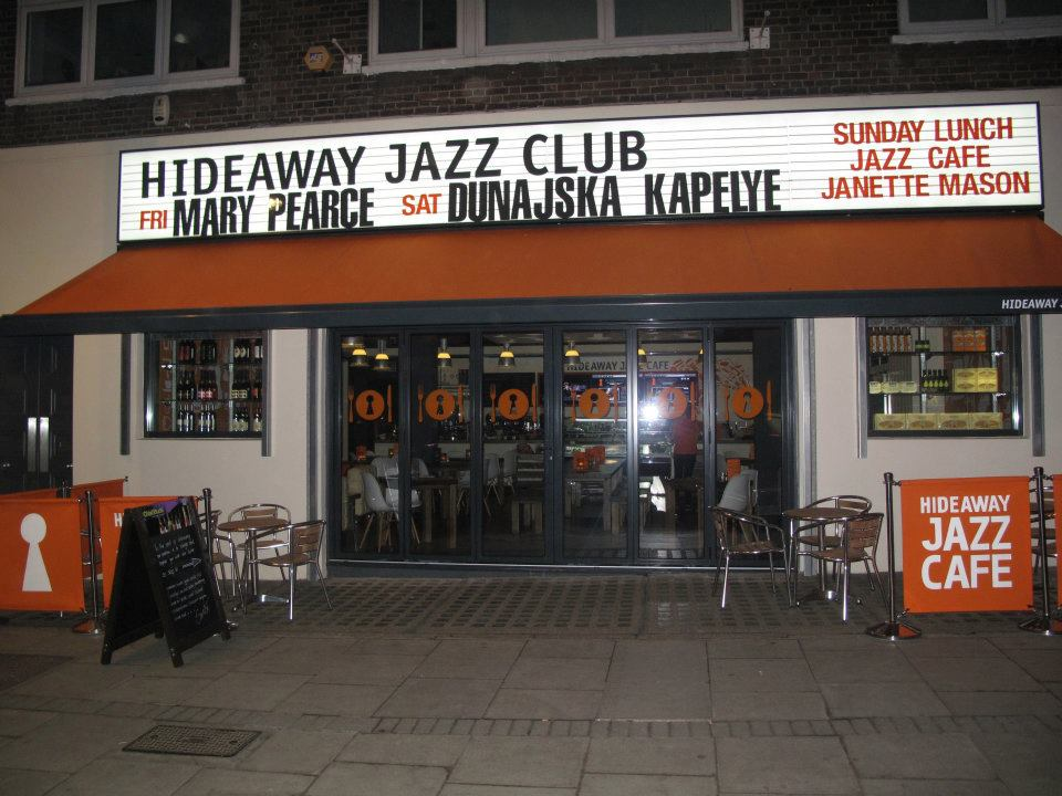 The Jazz Cafe London Review