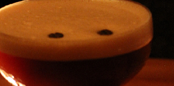 An off-menu, but equally delicious espresso martini