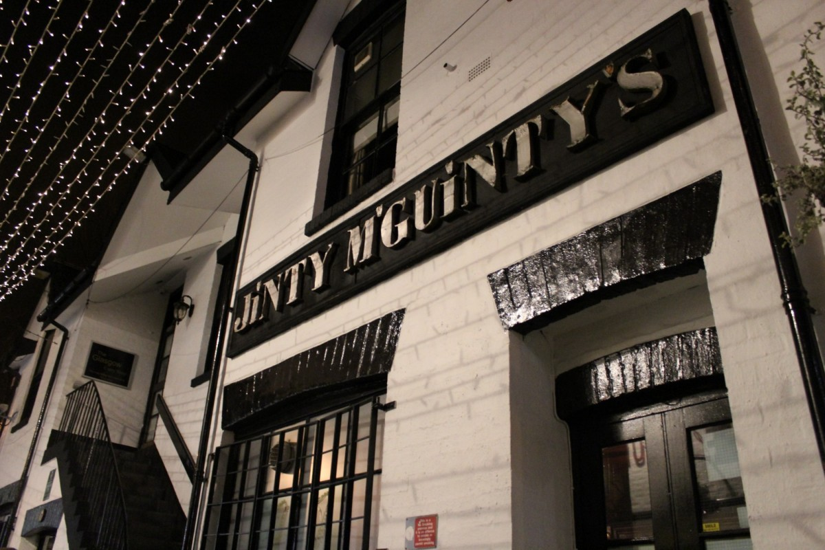 Jinty Mcguinty 39 S West End Glasgow
