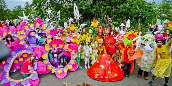 The West End Festival has a colourful 18 year history