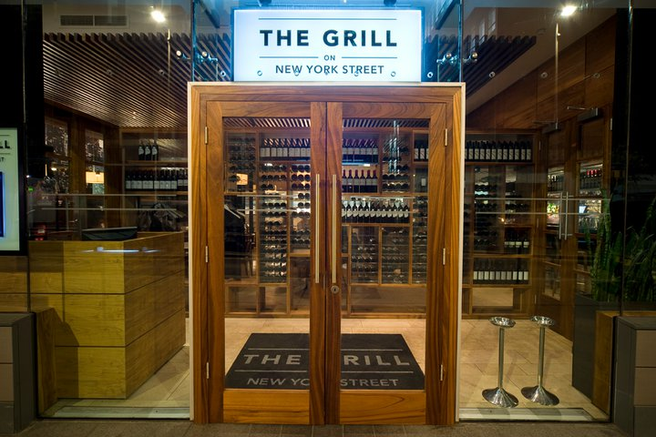 The Grill On New York Street Central Manchester