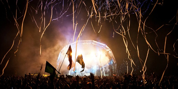 Kendal Calling night