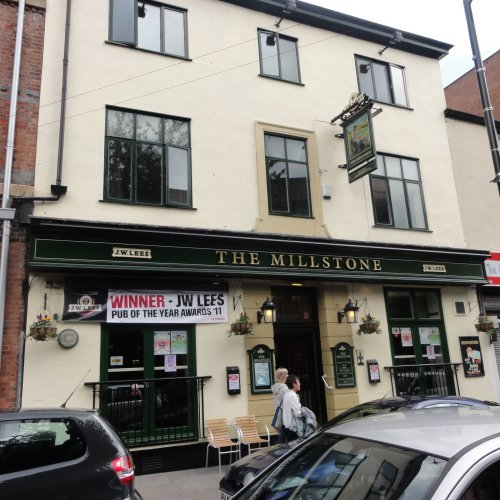 The Millstone Northern Quarter Manchester Pub Reviews