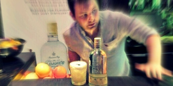 Alex Jones Sloanes Gin Competition
