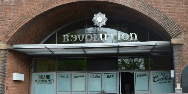 Revolution Deansgate Locks To Re Open This Weekend
