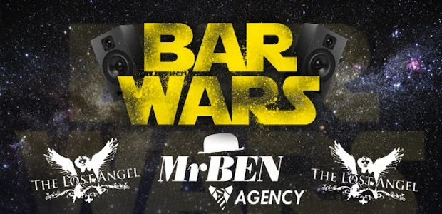 bar wars logo