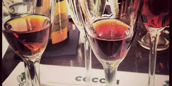 Cocchi Masterclass at Epernay