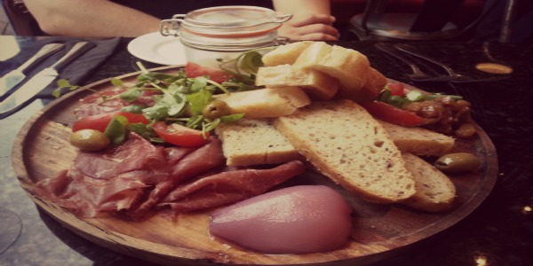Deli Board - The Blue Pig