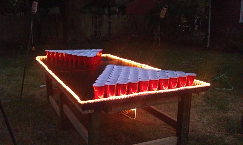 where to play beer pong manchester beer pong in. Black Bedroom Furniture Sets. Home Design Ideas
