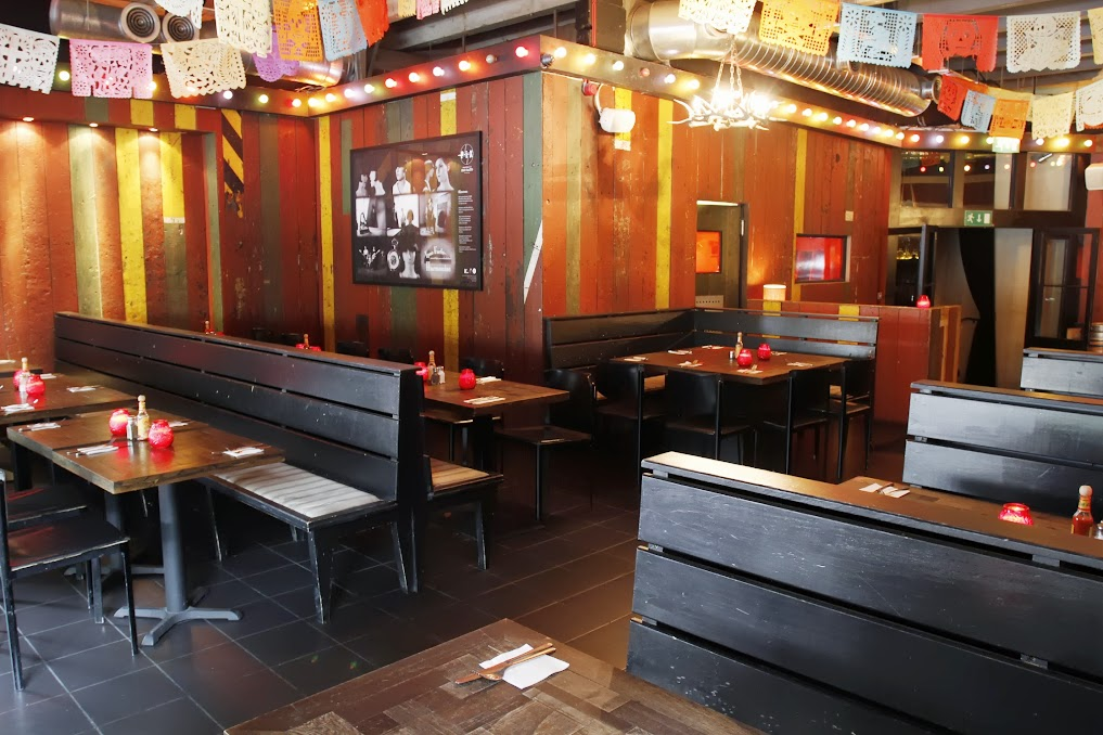 Hoxton Square Bar and Kitchen Bar Shoreditch Tickets Listings ...