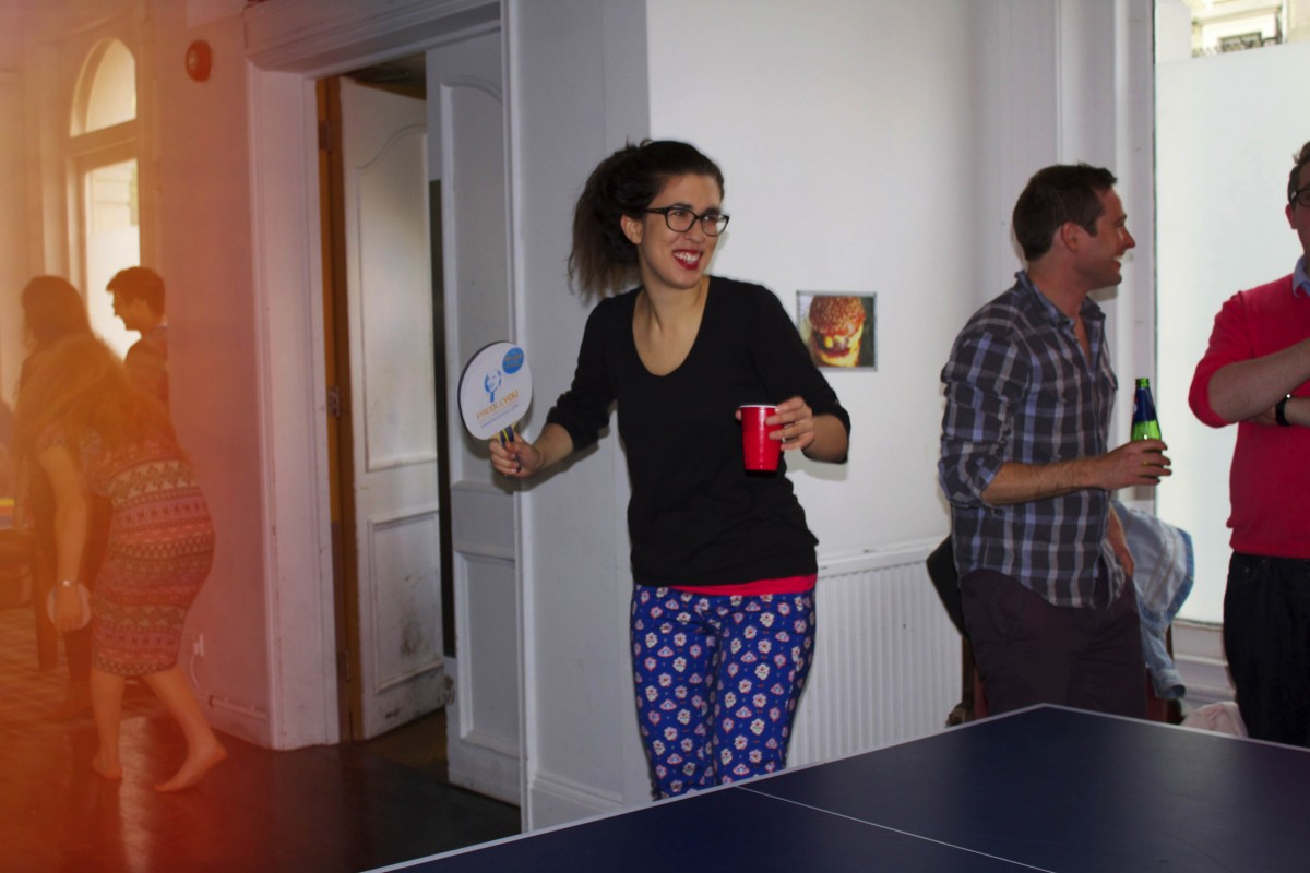 was ist ping pong