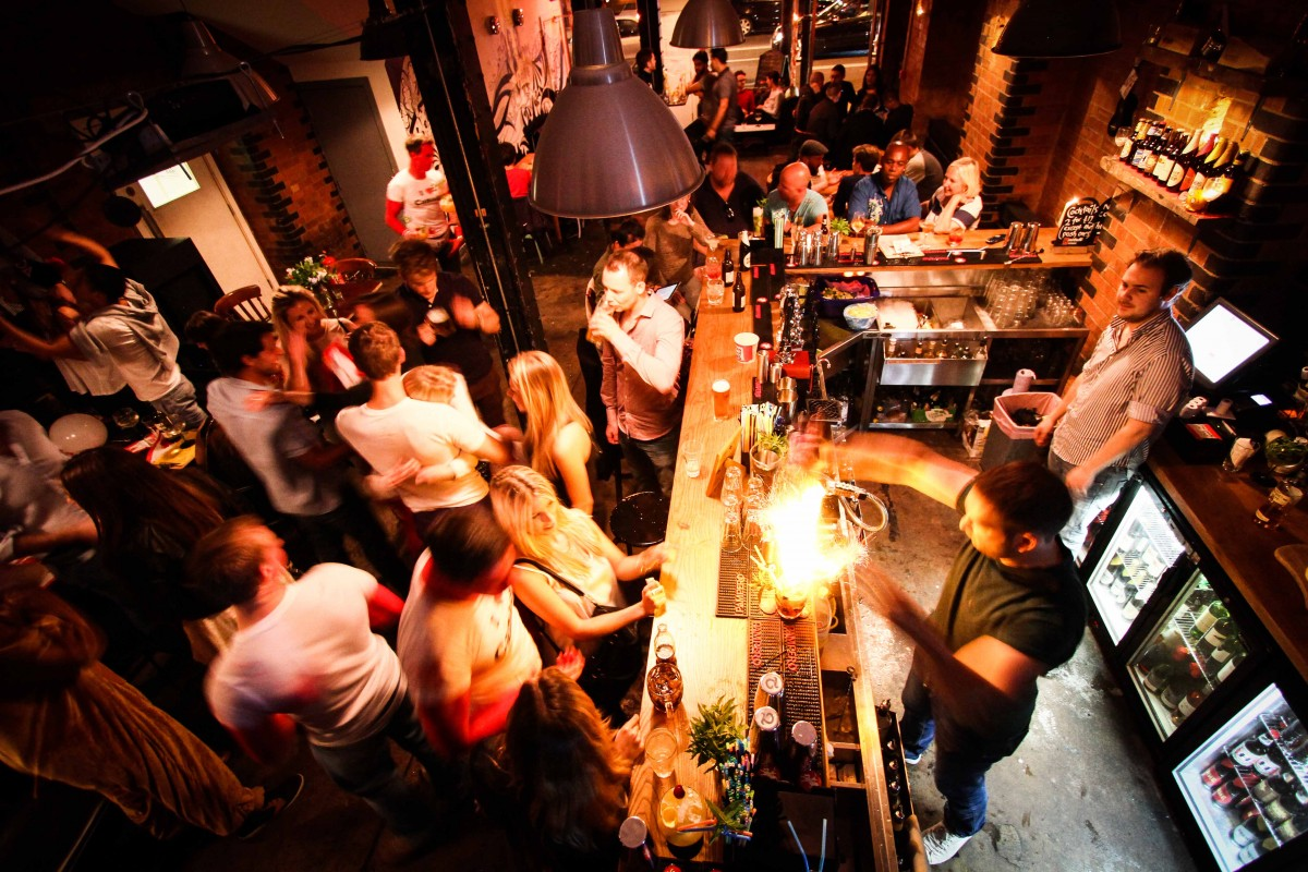 Translate Bar Shoreditch London Bar Reviews Designmynight