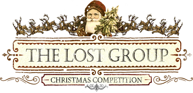 lost group xmas competition