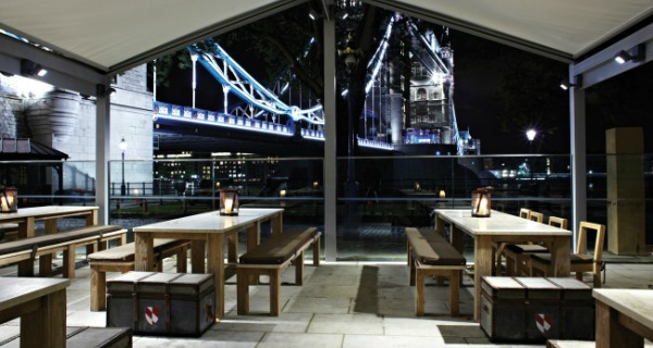 Perkin Reveller Restaurant Review
