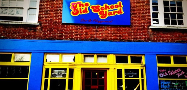 the old school yard review