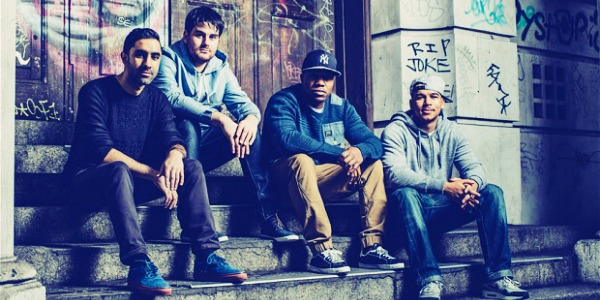 Rudimental at WHP