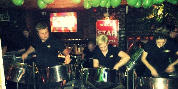 Liars Club Steel Band