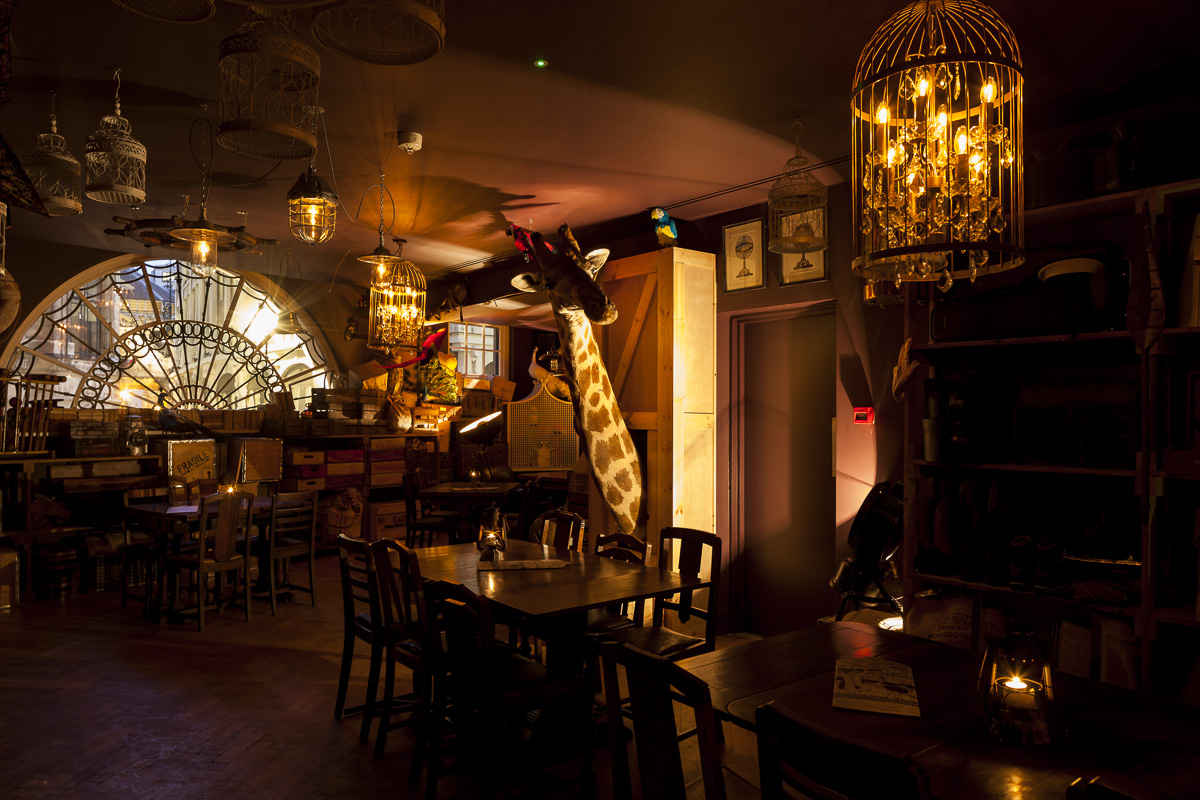 Steam And Rye City Of London London