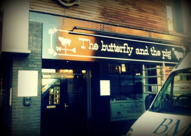 The Butterfly And The Pig West West End Glasgow Bar Reviews Designmynight