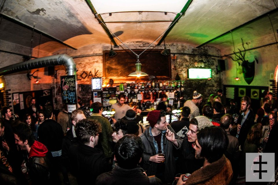The Green Store Door North Laine | Brighton Bar Review ...