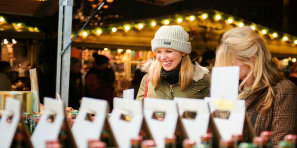 Manchester Christmas French Market
