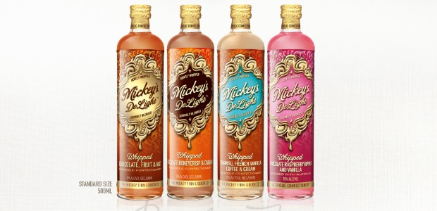 Mickey's Delight chocolate alcohol