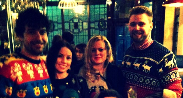 christmas pub crawl birmingham