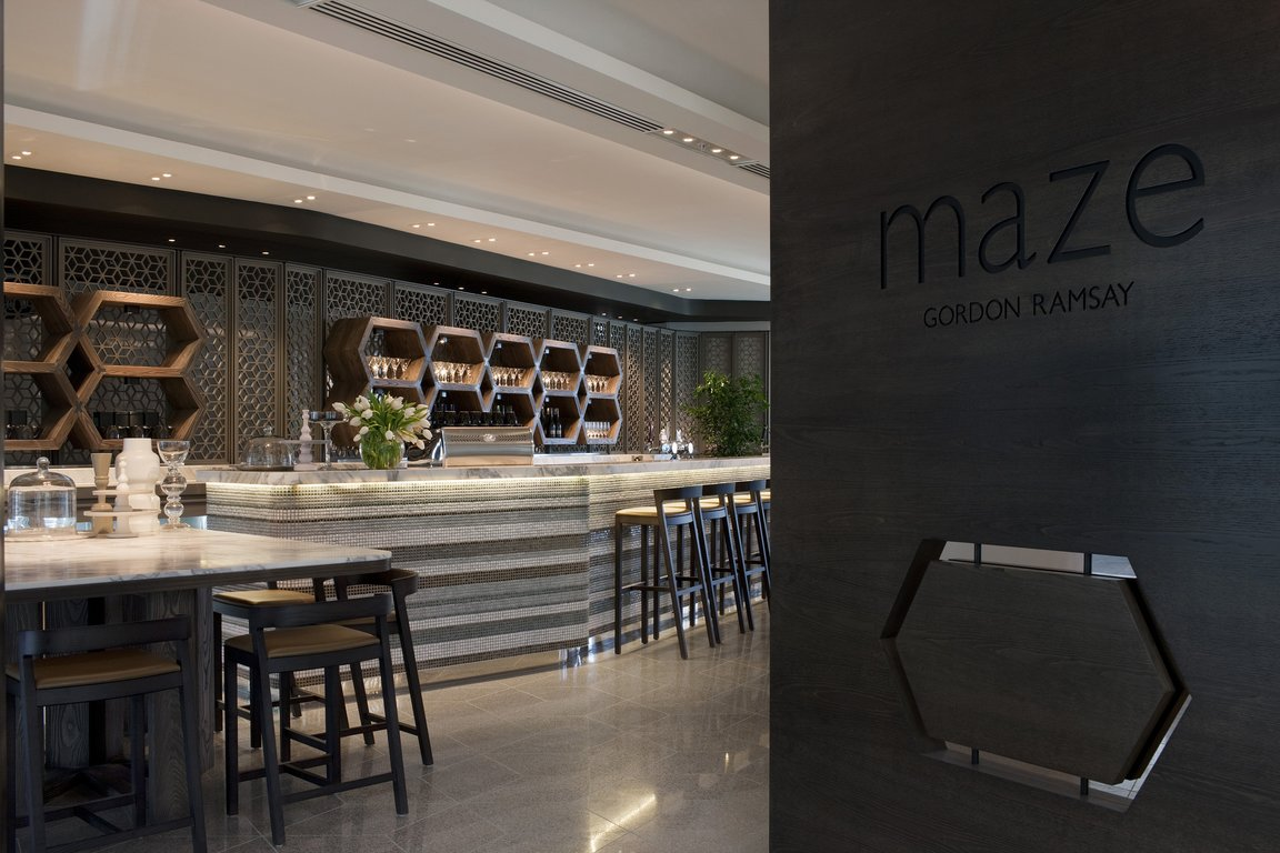 Maze Restaurant London Review