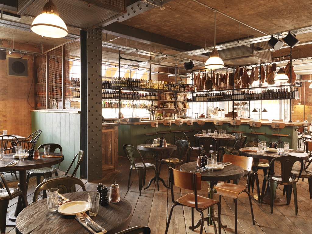 Pizza east kentish town camden london for Household design shoreditch