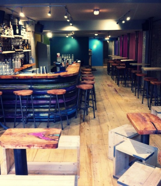 Ante Kitchen Bar Review: Shuffle Bar And Kitchen York Place