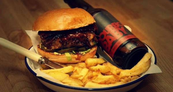 brewburger pop-up manchester