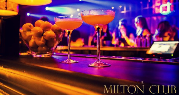 milton club cocktails manchester