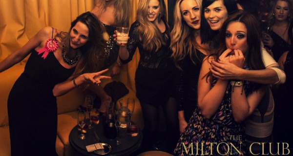 milton club manchester review private bar