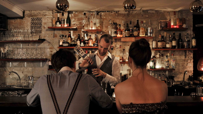 Happiness Forgets Shoreditch London Bar Reviews