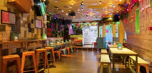barrio central london review