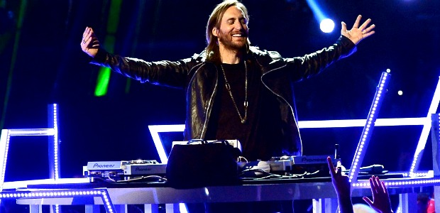 David Guetta Glasgow Summer Sessions