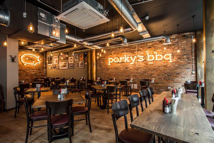 Porky S Bankside London Bridge London Bar Reviews
