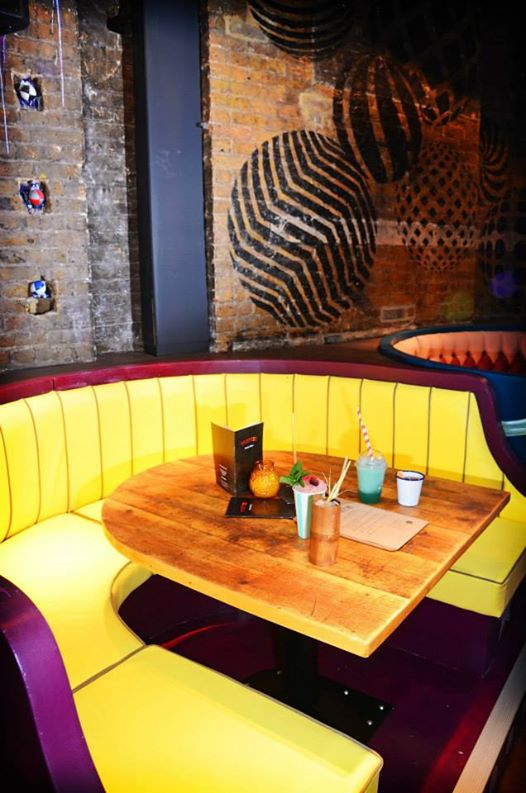 Shoreditch Bars: Trapeze, East London London